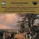 Byström, Oscar: Symphony in D minor and other works