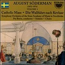 Söderman, August: Catholic Mass; Die Wallfahrt nach Kevlaar