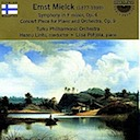 Mielck, Ernst: Symphony in F minor; Concert Piece for Piano and Orchestra