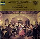 Söderman, August: Orchestral works