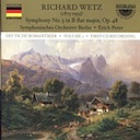 Wetz, Richard: Symphony No. 3
