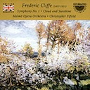 Cliffe, Frederic: Symphony No. 1; Cloud & Sunshine