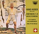 Huber, Hans: Symphonies 1 - 8 and other orchestral works